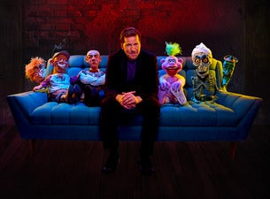 Jeff Dunham Genting Arena Seating Plan