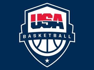 USA National Team v. China National Team