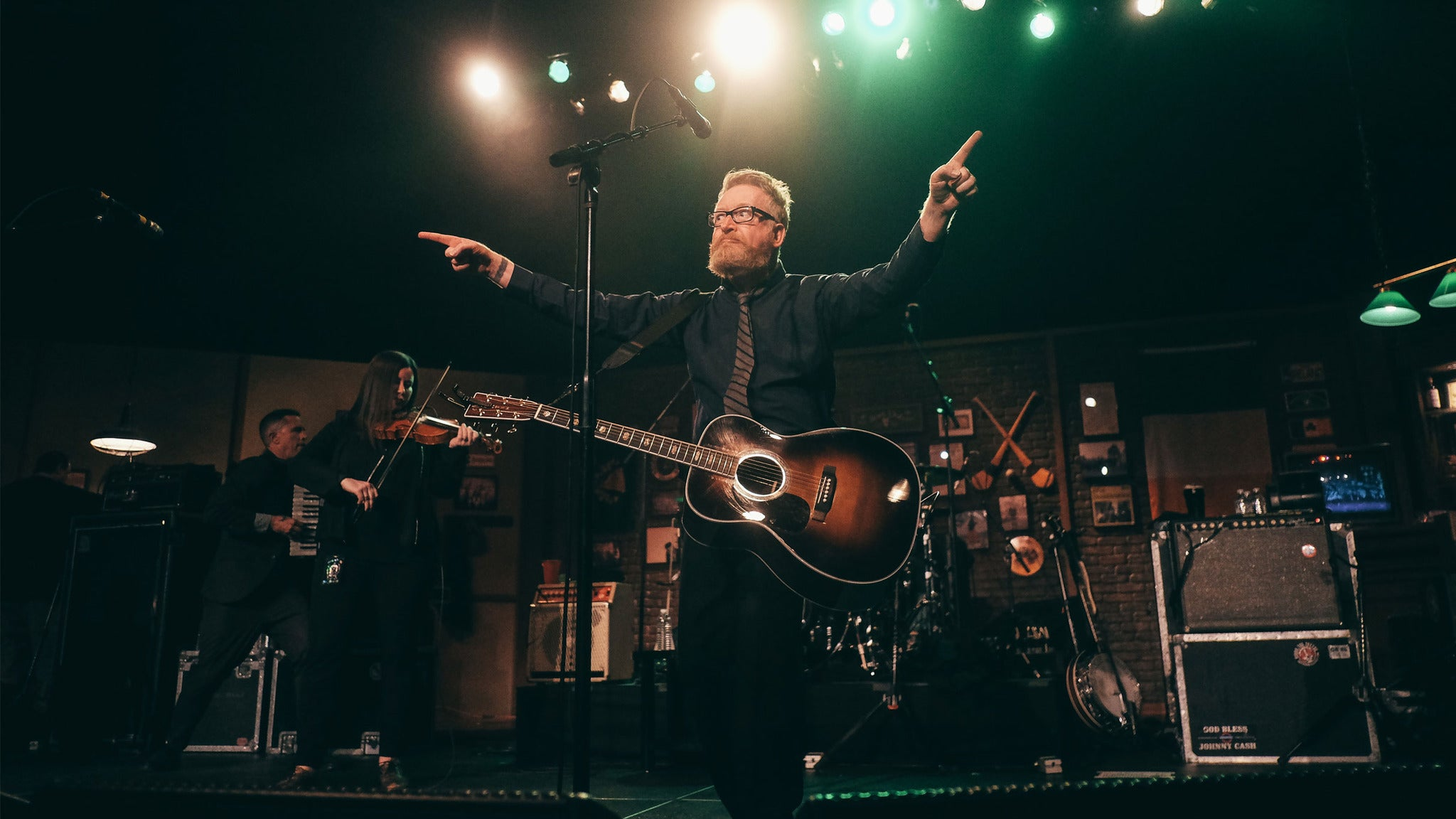 Flogging Molly at The Forum