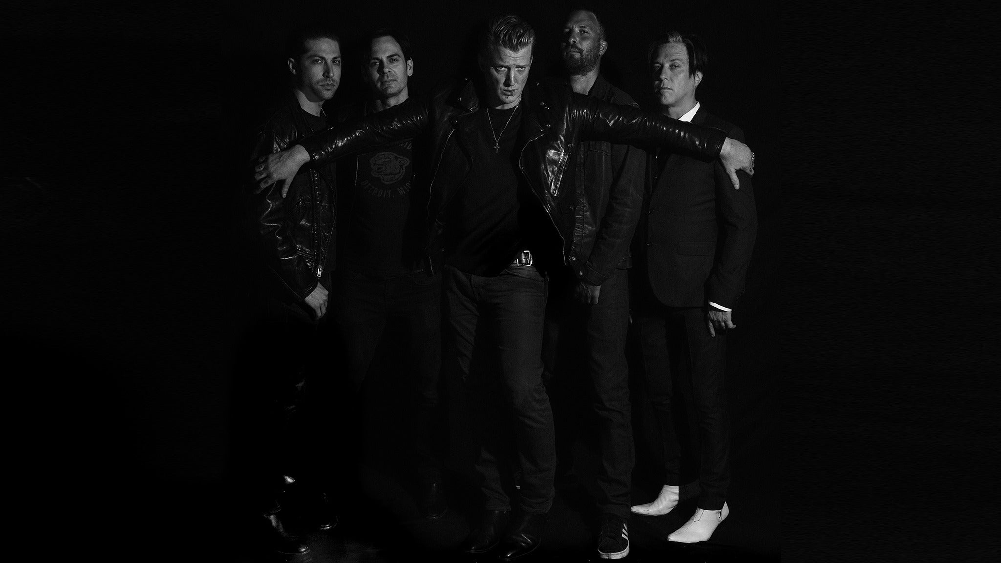 Queens of the Stone Age: Villains Tour 2018 at KeyArena