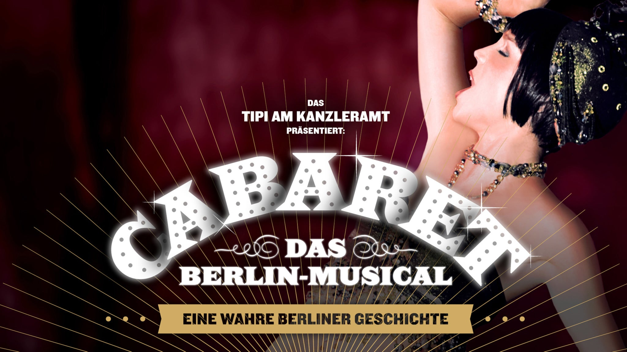 CABARET - The Berlin-Musical
