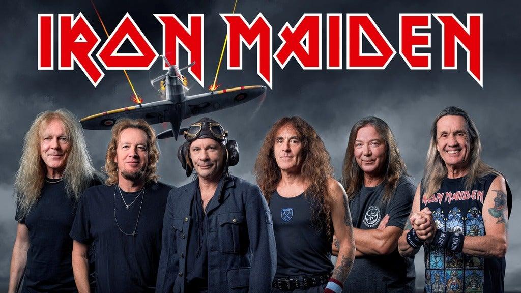 Hotels near Iron Maiden Events