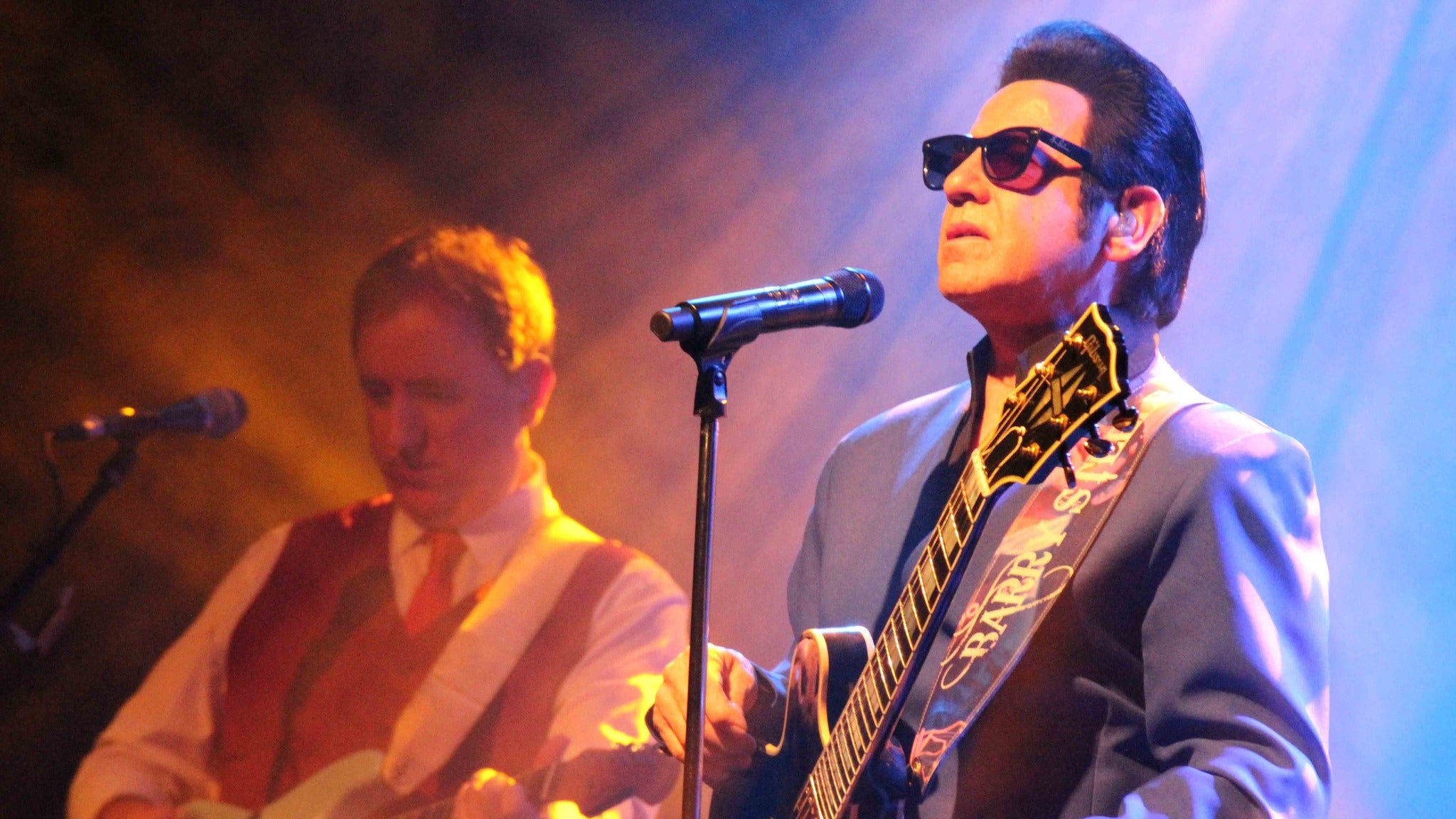 Barry Steele and Friends - the Roy Orbison Story 'west End Special' Event Title Pic
