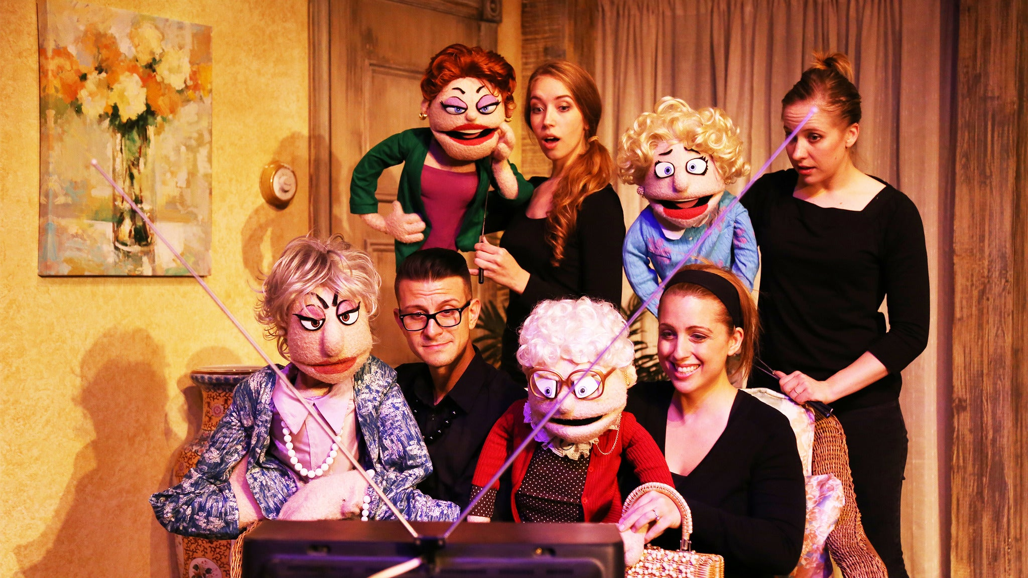That Golden Girls Show! A Puppet Parody (Touring)