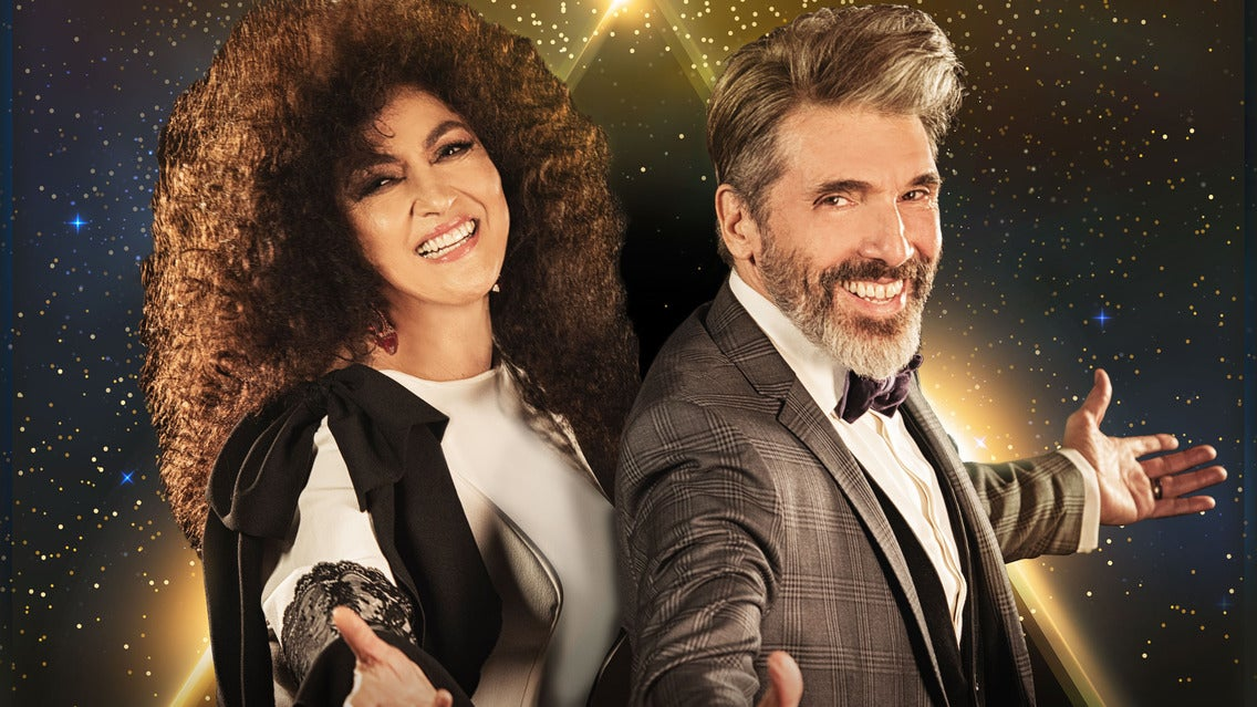 Amanda Miguel & Diego Verdaguer - En Concierto A La Carta