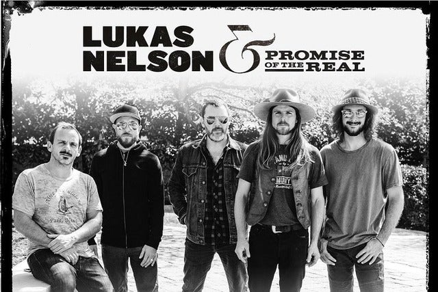 Lukas Nelson & Promise of the Real tickets (Copyright © Ticketmaster)