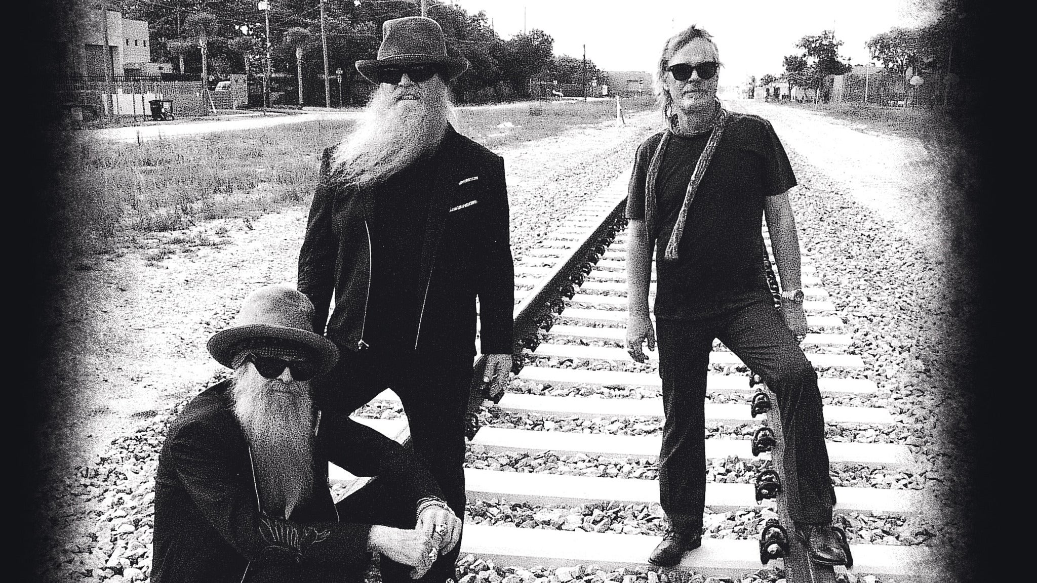 ZZ Top at Macon City Auditorium