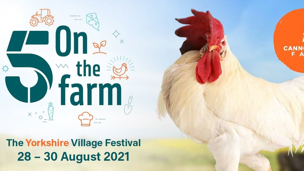 Hotels near 5 On The Farm Events