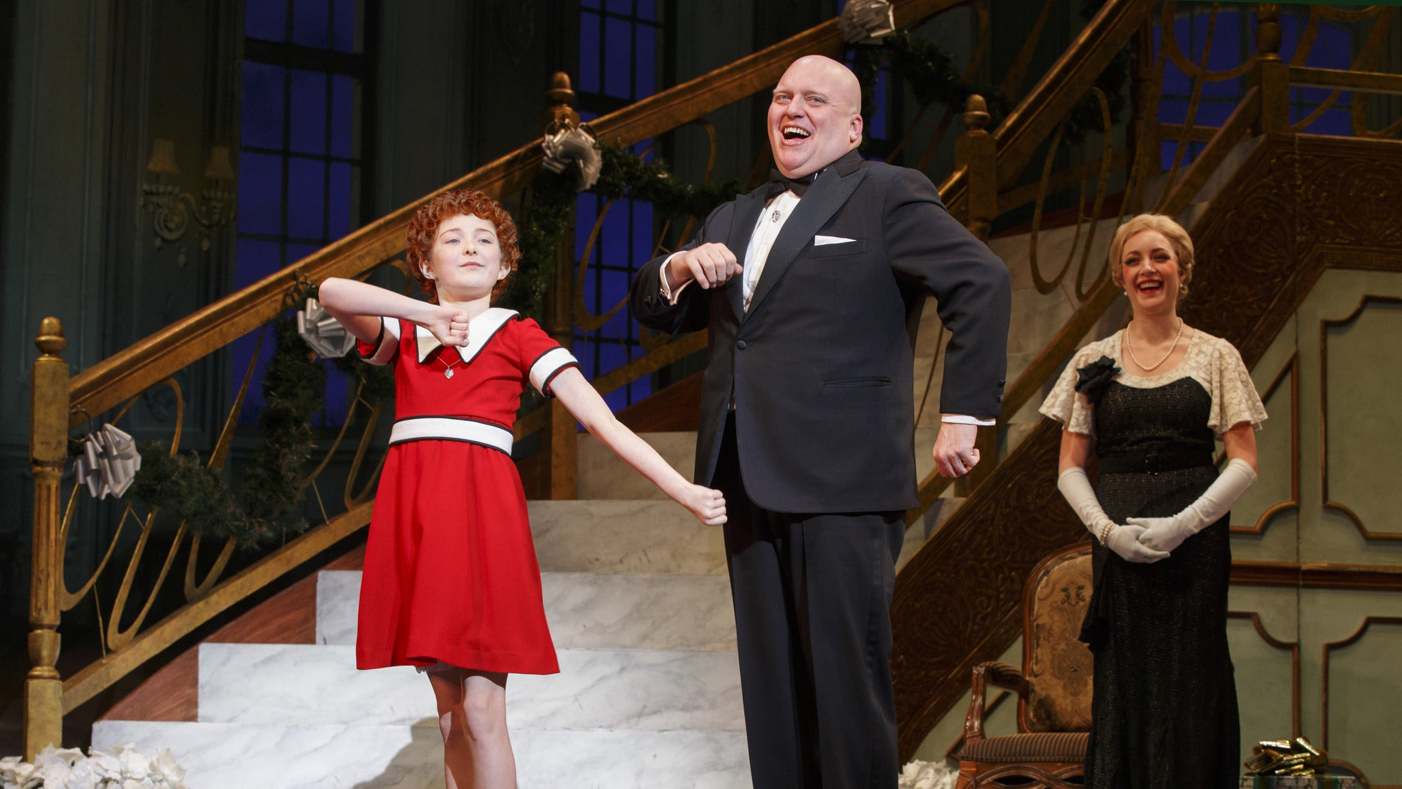 Annie at Paper Mill Playhouse
