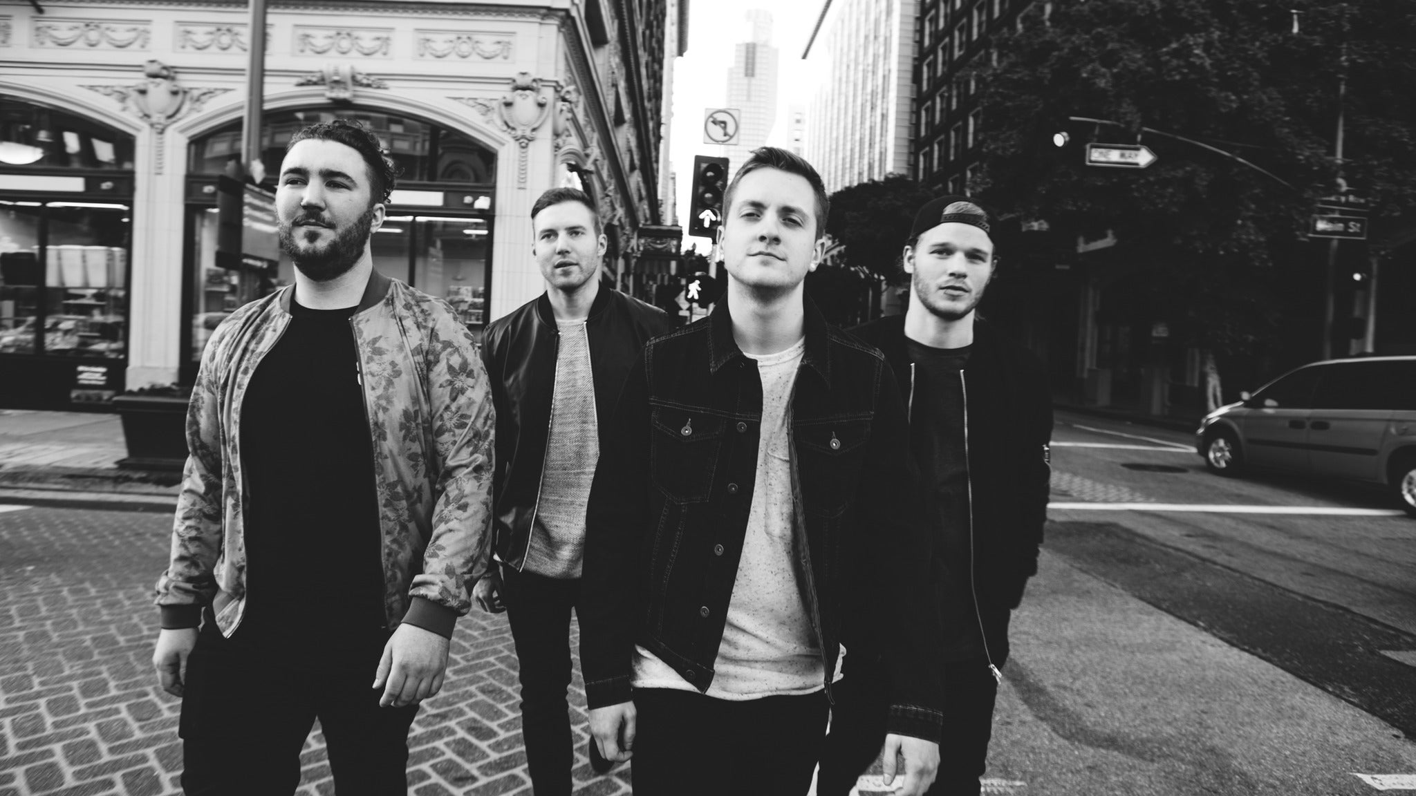 I PREVAIL: REBEL WITHOUT A CLAUS TOUR 2016 at Chameleon Club