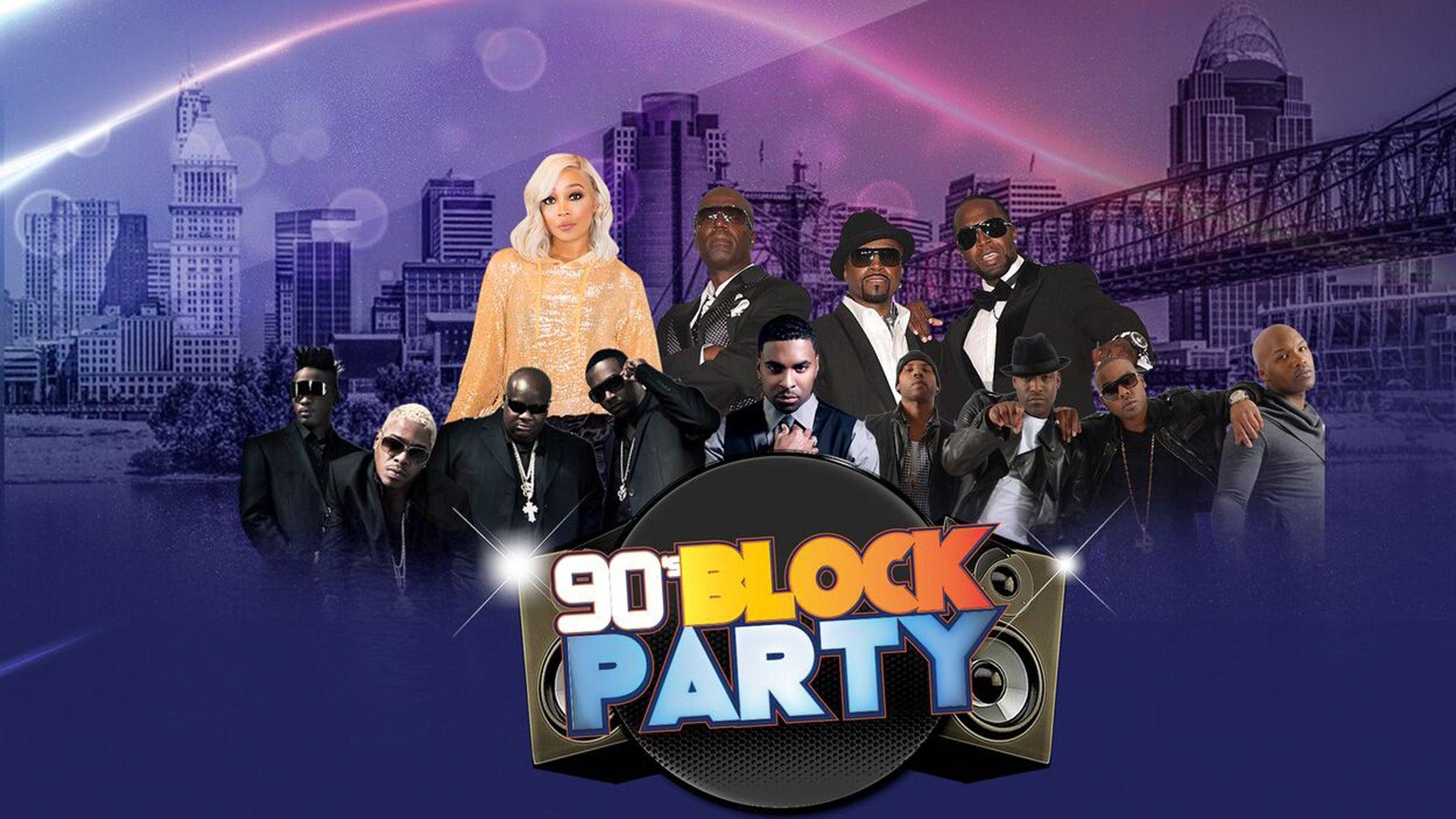 Cincinnati 90's Block Party
