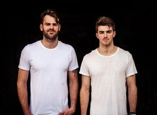 The Chainsmokers tickets (Copyright © Ticketmaster)