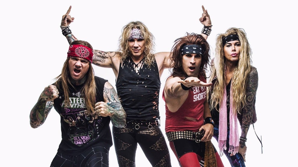 Hotels near Steel Panther Events