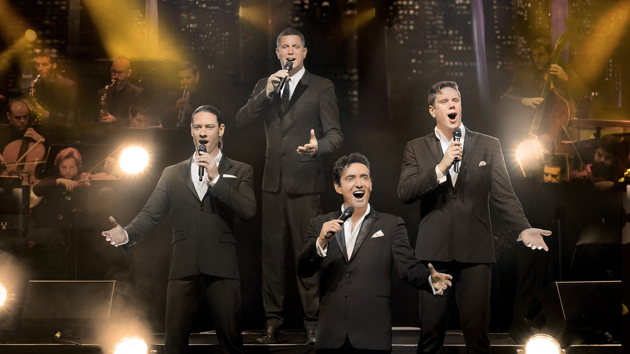Il Divo Timeless Tour 2018