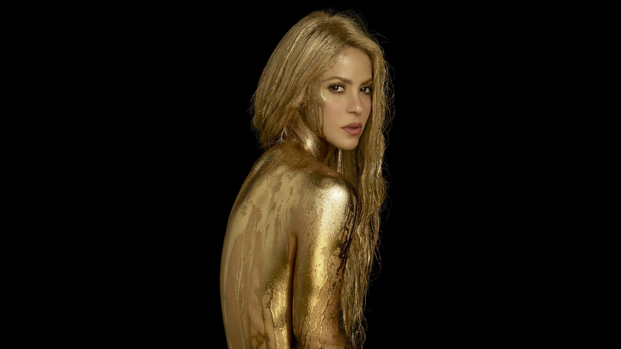 Shakira - EL Dorado World Tour at SAP Center at San Jose - San Jose, CA 95113