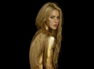 Shakira: Club Level Seating