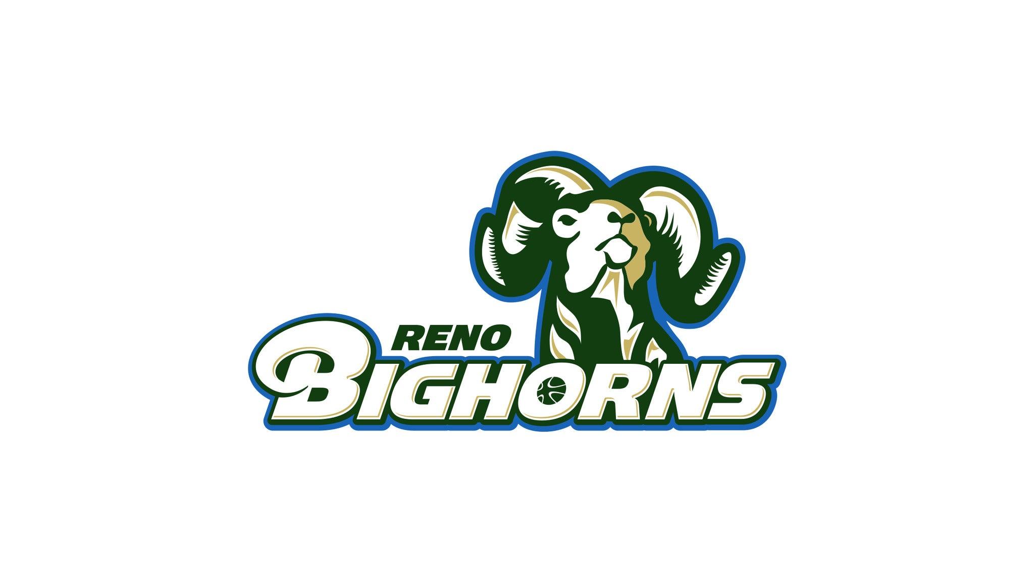 Reno Bighorns vs. Santa Cruz Warriors at Golden 1 Center