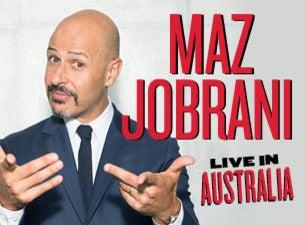Maz Jobrani at Saban Theatre