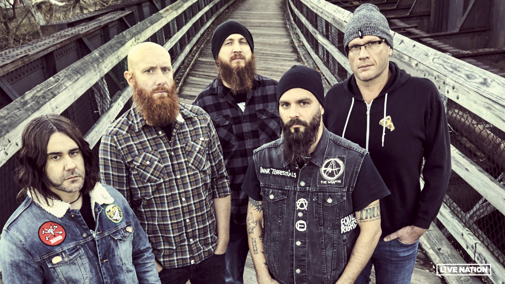 Killswitch Engage w/ Clutch
