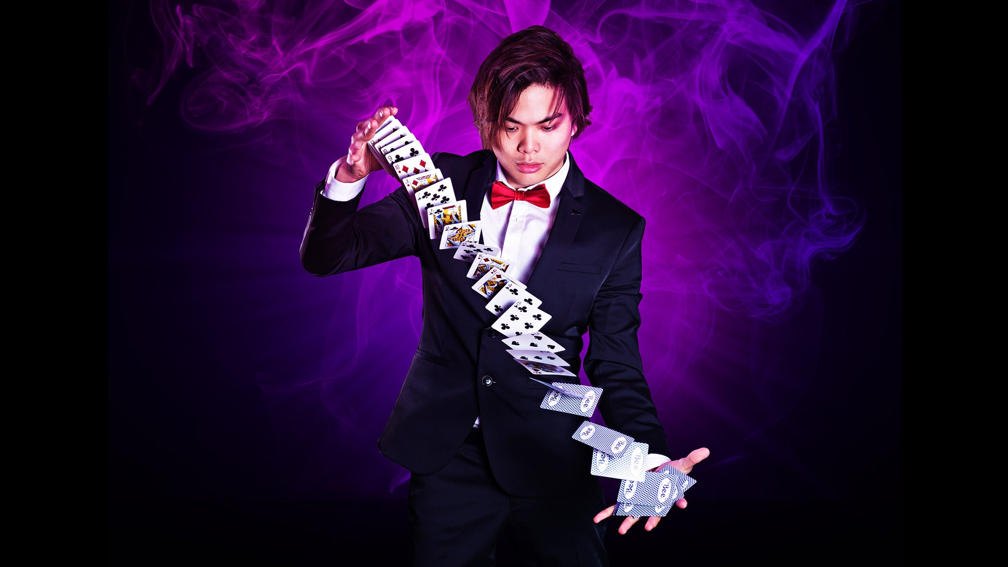 Shin Lim at Borgata Casino Event Center - Atlantic City, NJ 08401