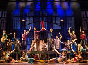 Kinky Boots at Toby's Dinner Theatre