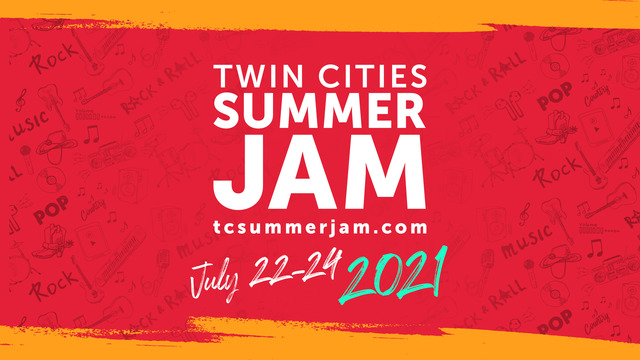 Twin Cities Summer Jam 3-day Package
