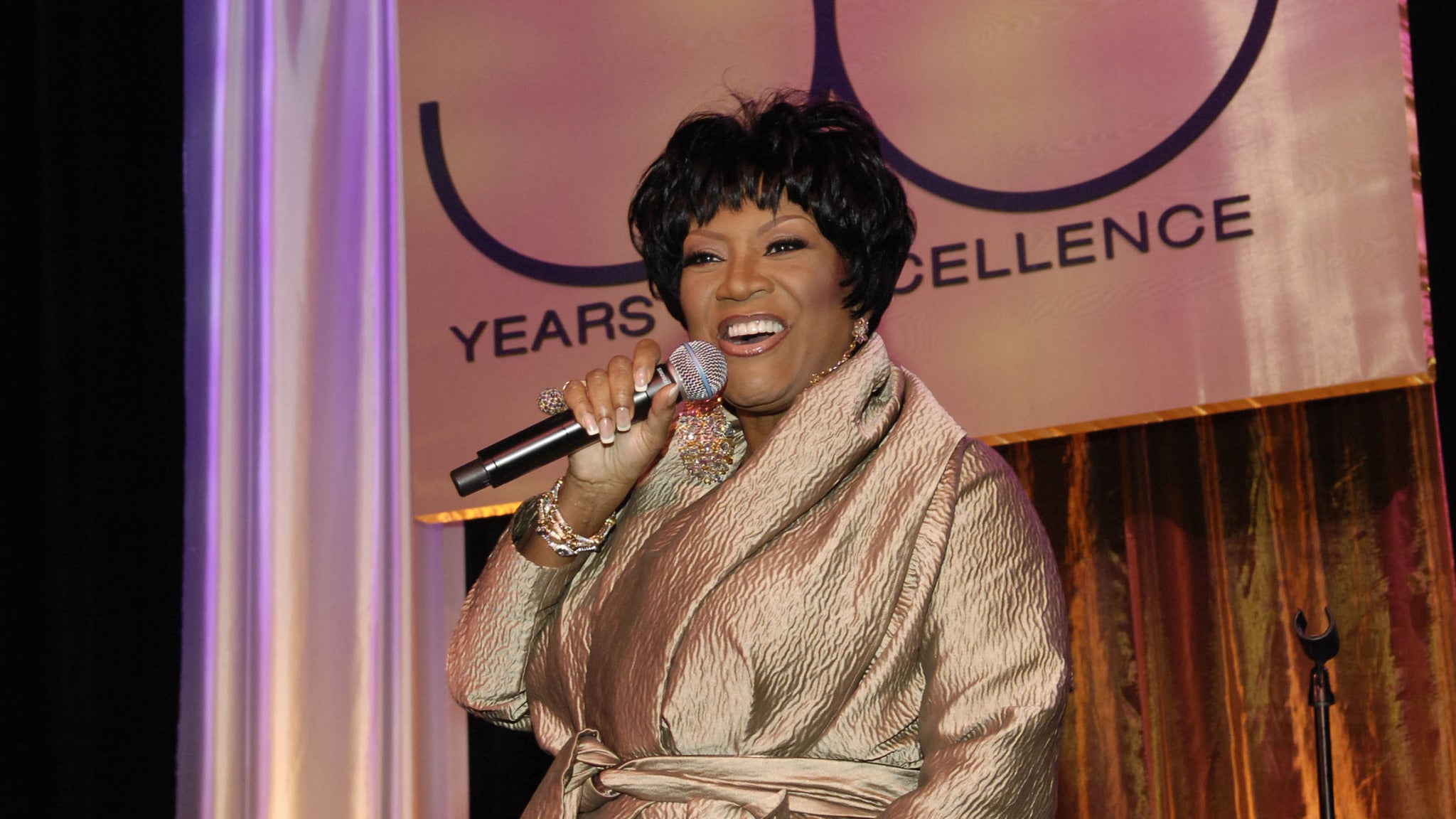 Patti LaBelle at Germain Arena