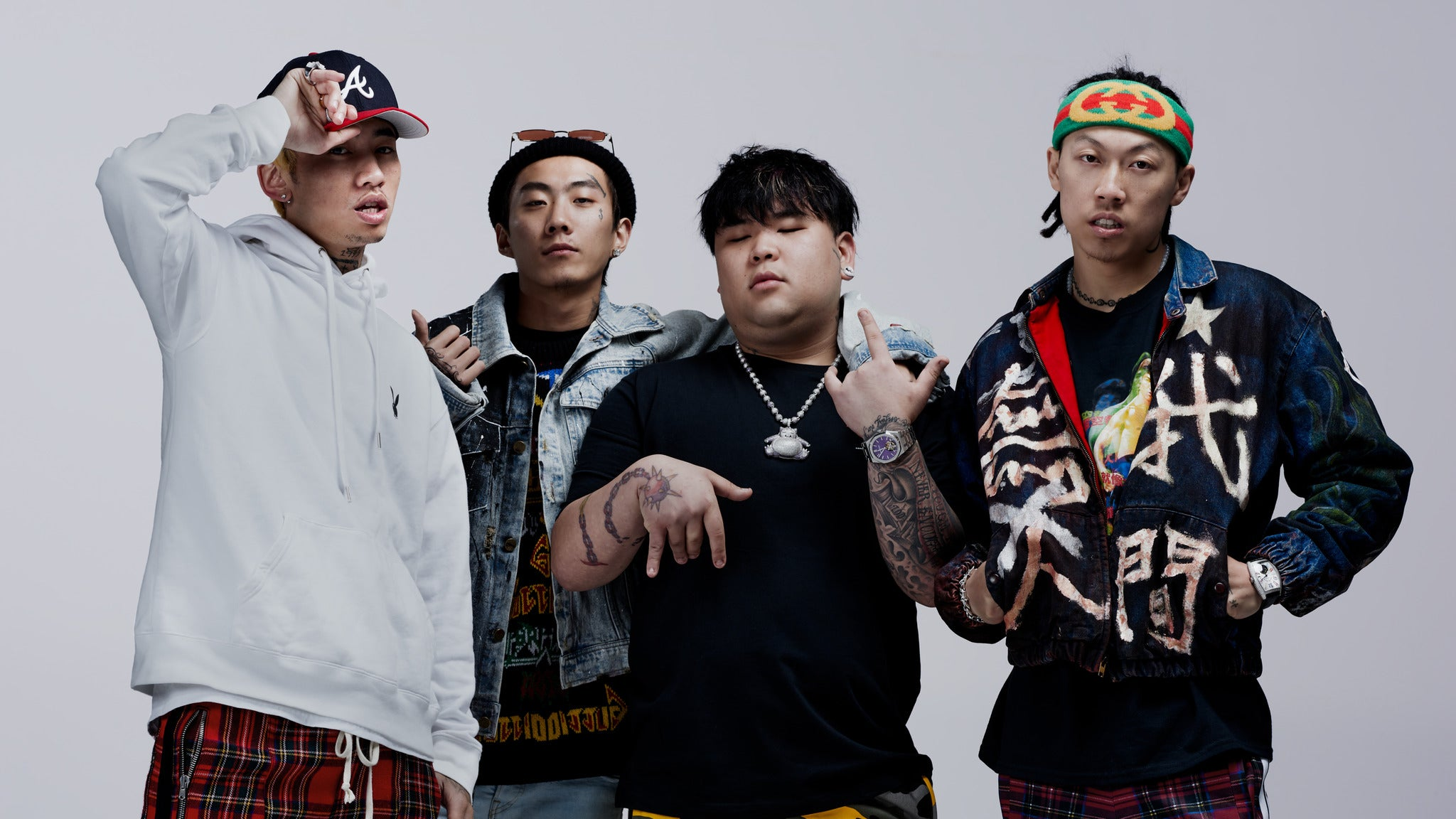 Higher Brothers at Theatre of Living Arts