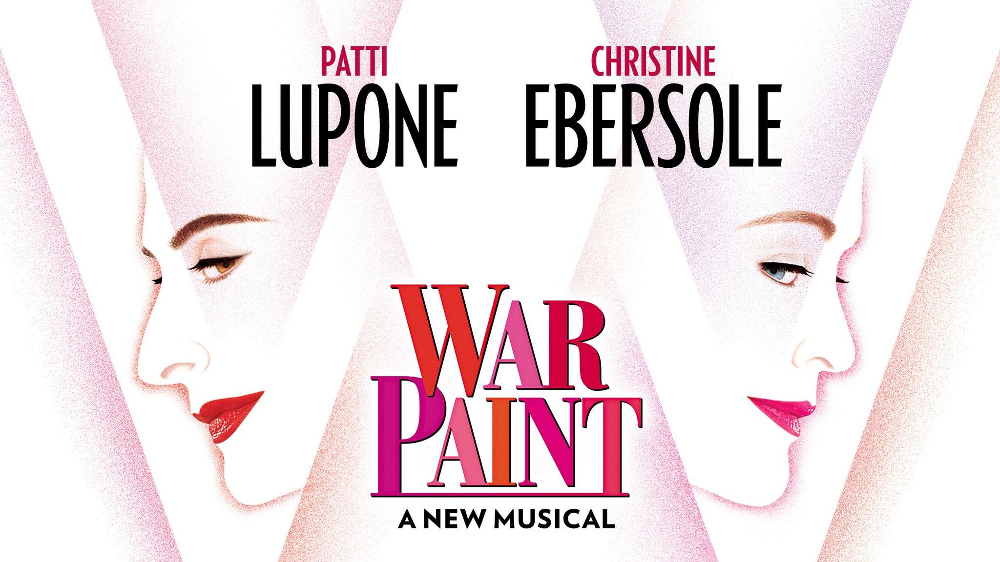 War Paint 1
