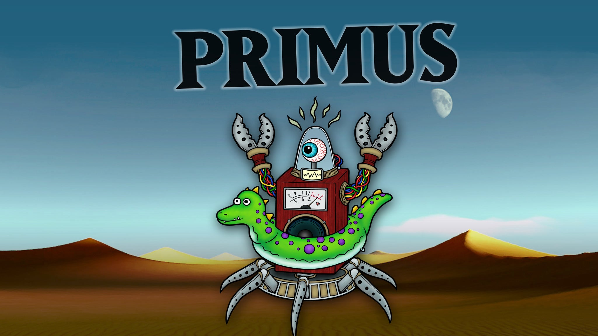 Primus at KettleHouse Amphitheater