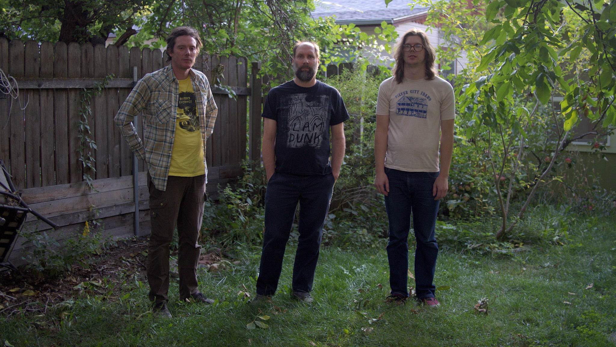 Built To Spill at Gothic Theatre