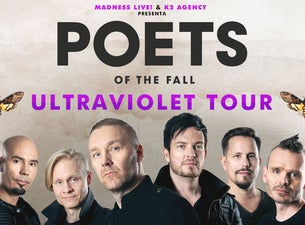 Poets of the Fall, 2019-11-29, Мадрид