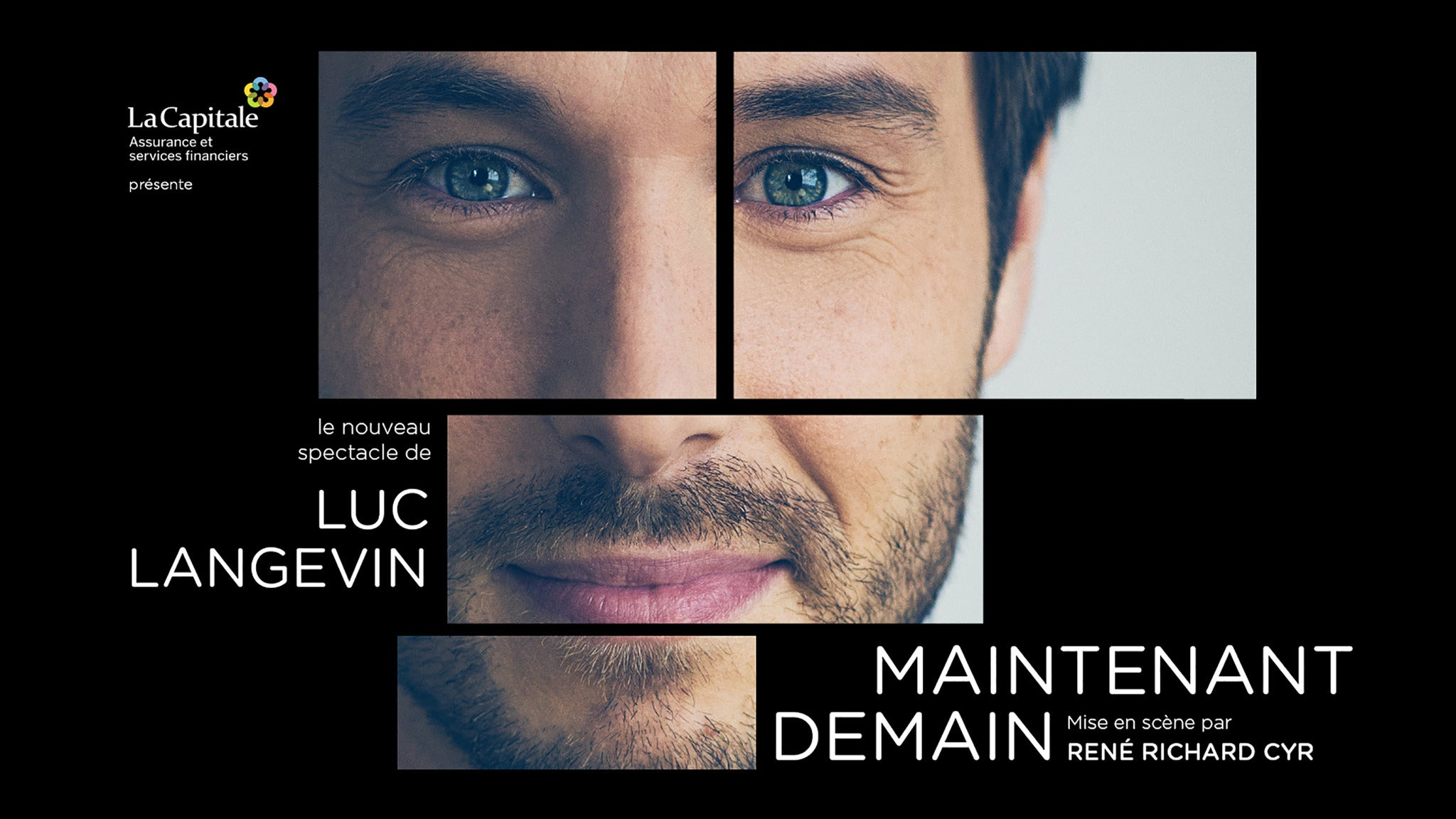 Luc Langevin tickets (Copyright © Ticketmaster)