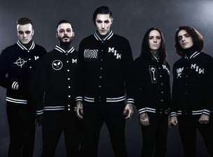 Motionless In White, 2019-11-26, Hamburg