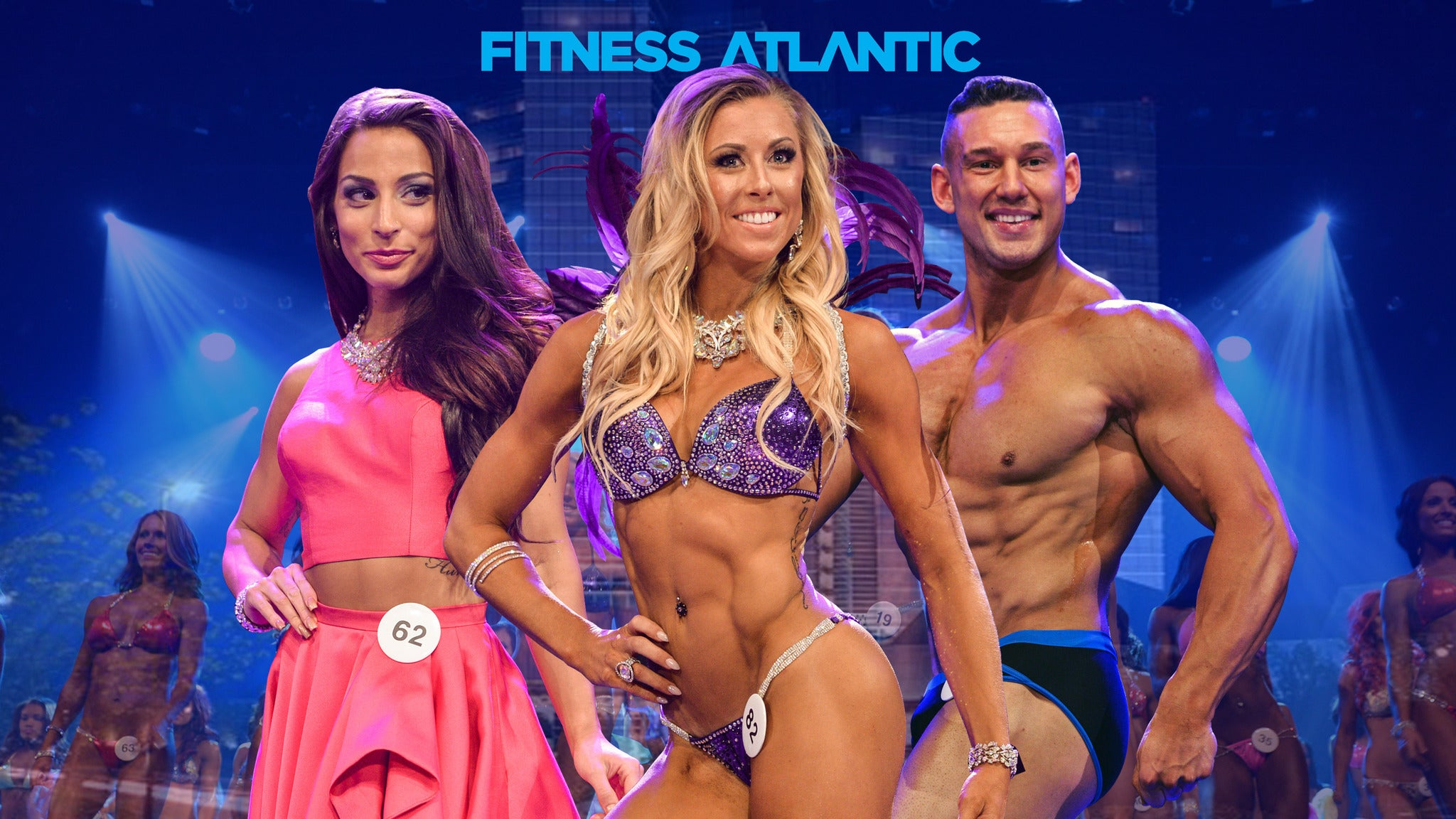 Fitness Atlantic Finals Gala at Mohegan Sun Uncas Ballroom