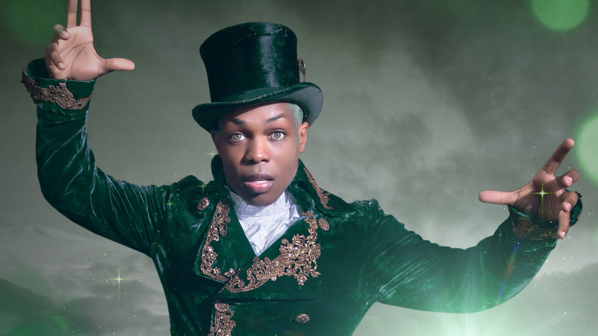 Todrick Hall at Bing Crosby Theatre