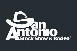 San Antonio Stock Show & Rodeo Semi 1B followed by Lady Antebellum