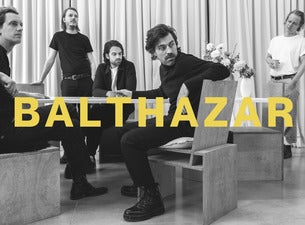Balthazar, 2021-10-28, Барселона