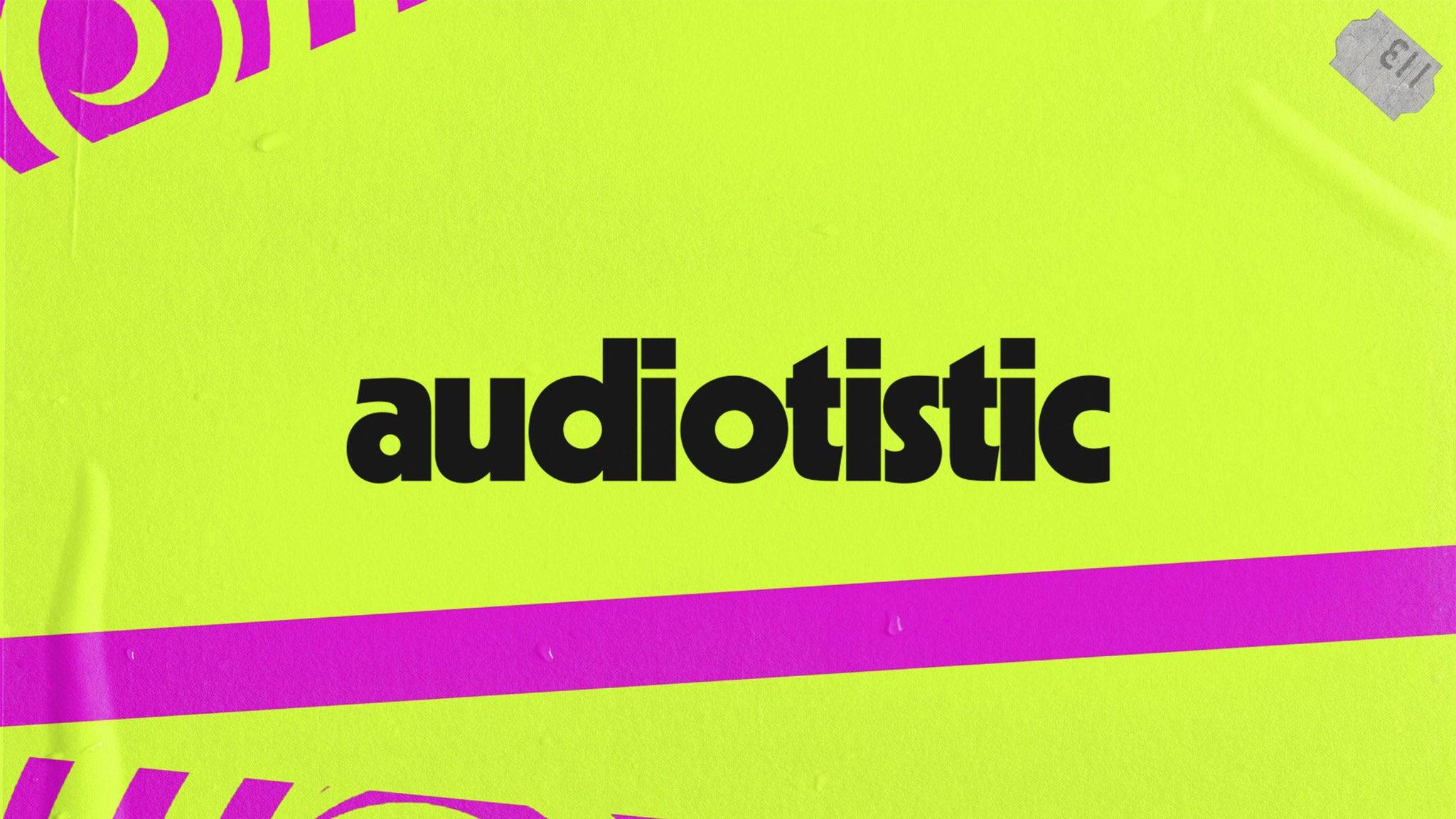 Audiotistic Bay Area at Shoreline Amphitheatre