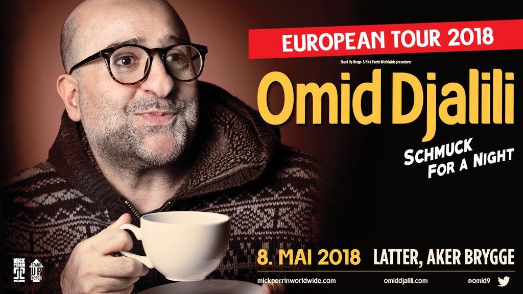 Hotels near Omid Djalili Events