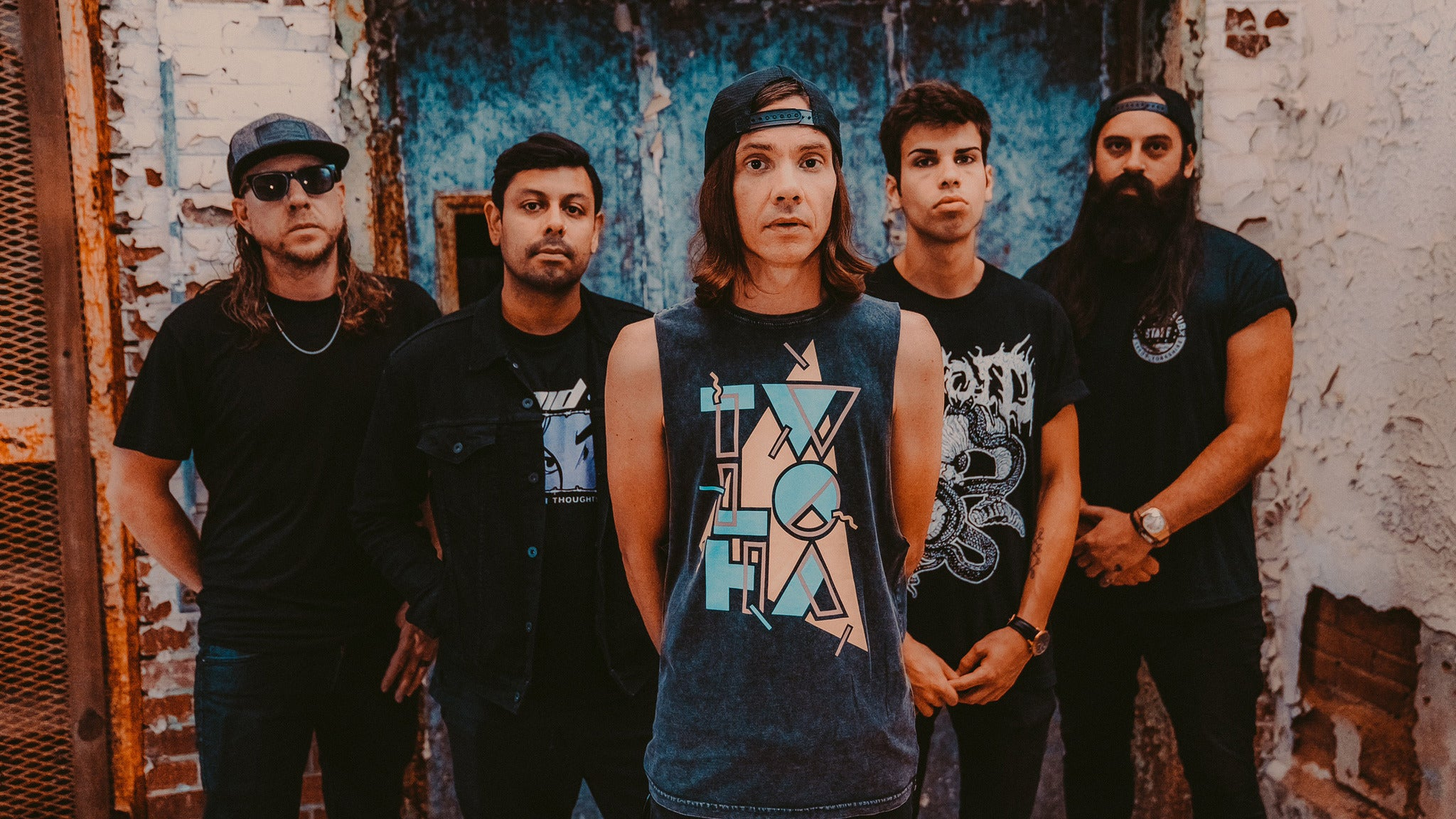 Image used with permission from Ticketmaster | The Red Jumpsuit Apparatus tickets
