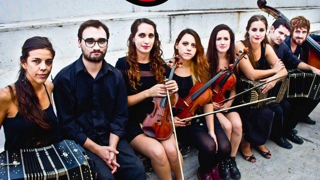 La Orquesta Tipica Fernandez Fierro