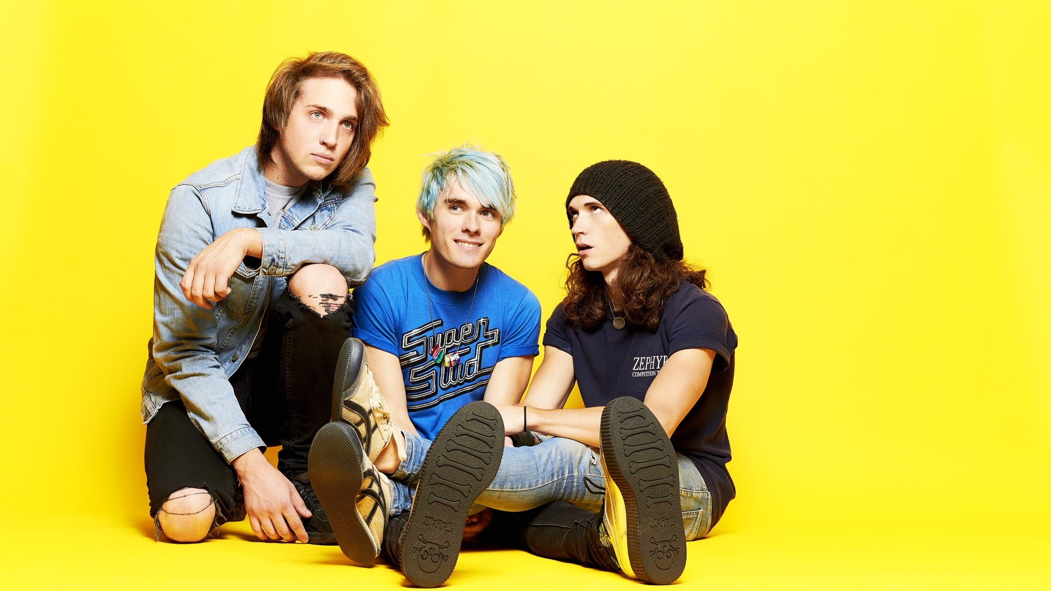 Monster Energy Outbreak Tour Presents: Waterparks