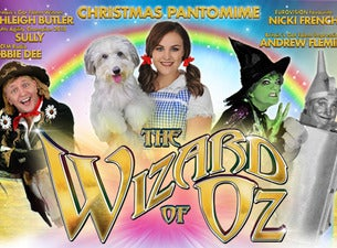 Wizard Of Oz at McCallum Theatre