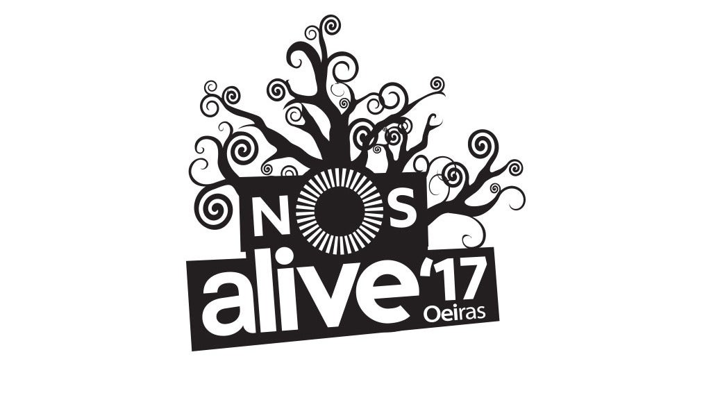 NOS Alive '17 - Order tickets in Germany
