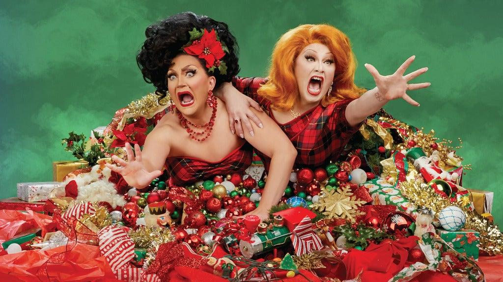 The Jinkx & Dela Holiday Show, Live!