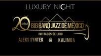 Boletos | Luxury Night: Big Band Jazz de México en su 20
