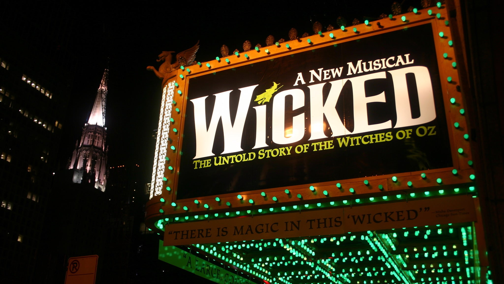 Wicked at Buell Theatre - Denver, CO 80204