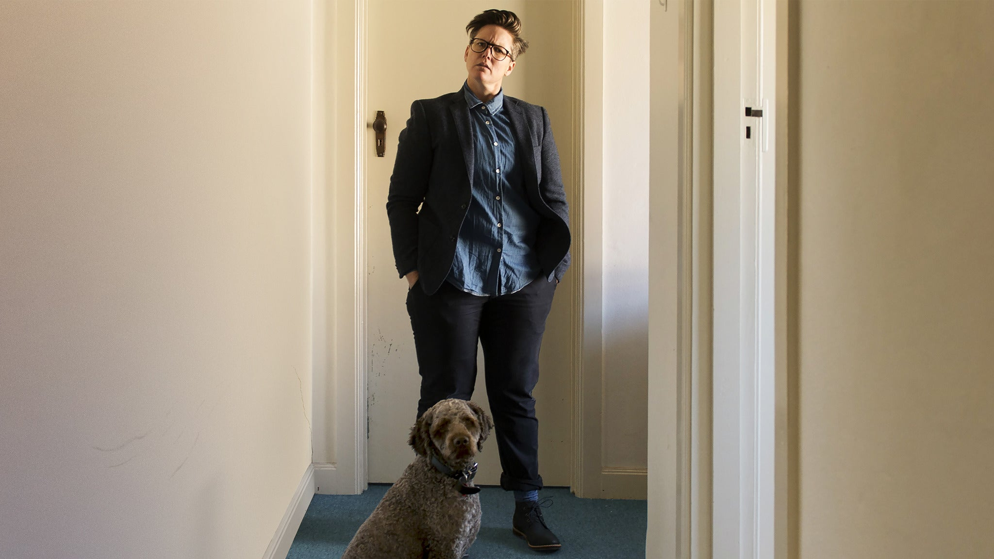 Hannah Gadsby at Palace of Fine Arts
