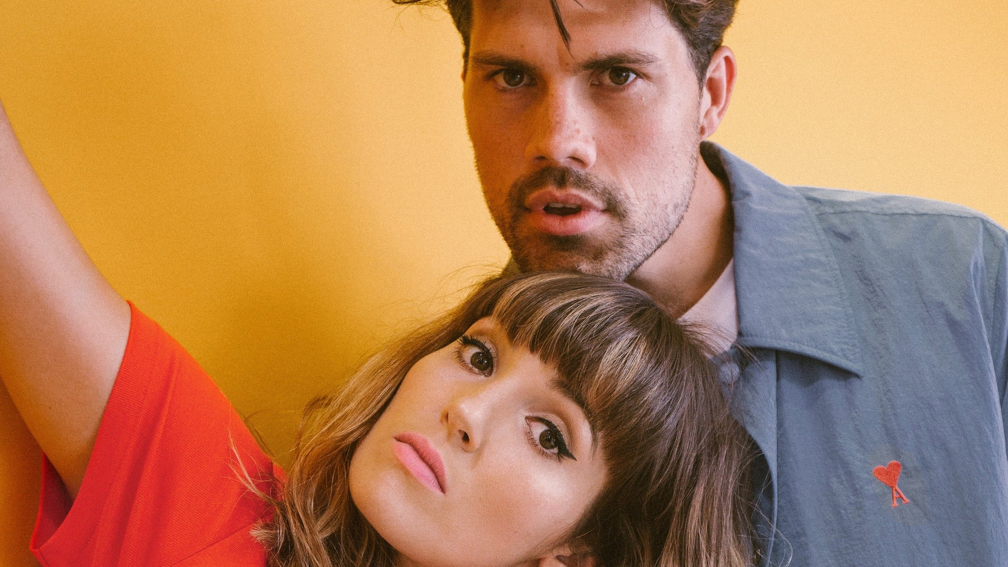 Oh Wonder - Album Release Show Event Title Pic
